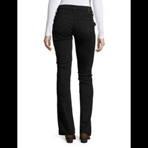 NEW! True Religion Black Jennie Boot Cut Jeans